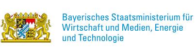 Gefördert durch das Bayerische Staatsministerium für Wirtschaft und Medien, Energie und Technologie
